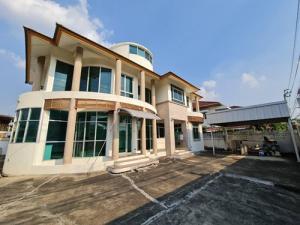 For SaleHouseOnnut, Udomsuk : BH_01102 House for sale Detached house Sukhumvit 101/1, Detached house Wachiratham Sathit, Near BTS Punnawithi, BTS Udomsuk