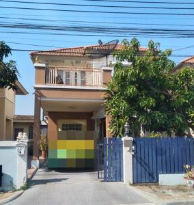 ขายบ้านบางใหญ่ บางบัวทอง ไทรน้อย : NH_01049 ขาย บ้านแฝด หมู่บ้าน ชวนชื่น ปิ่นเกล้า วงแหวน MRT ตลาดบางใหญ่ บ้านชวนชื่น บางใหญ่ ถนนกาญจนา ,ชวนชื่น ซอยวัดส้มเกลี้ยง Chuanchuen Pinklao-Wongwaen บ้านเดี่ยว ถนนกาญจนาภิเษก(วงแหวนรอบนอก), บ้านเดี่ยว นนทบุรี, บ้าน