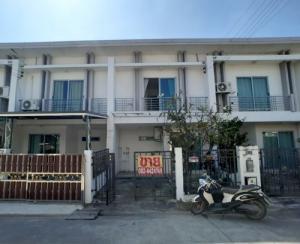 For SaleTownhouseSamrong, Samut Prakan : SH_01065 House for sale Pruksa Town Nexts Bangna KM.5