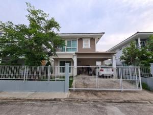 For SaleHouseSamrong, Samut Prakan : SH_01061 Detached house for sale Village Villaggio Bangna