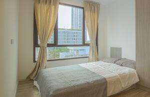 For RentCondoSamrong, Samut Prakan : Warm & Cozy! 1BR @ B Loft Lite Sukhumvit 115 by Nestcovery Realty