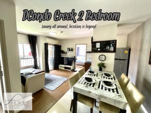 For RentCondoPhuket, Patong : DCondo Creek Phuket 2 Bedroom For Rent