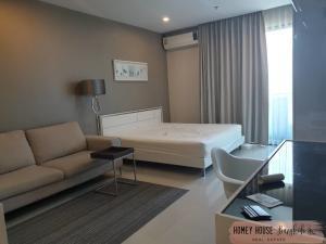 เช่าคอนโดพระราม 9 เพชรบุรีตัดใหม่ : ให้เช่า @ศุภาลัย พรีเมียร์ อโศก ห้องแต่งสวยมากๆ พร้อมเข้าอยู่ ราคาดี!!