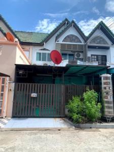 ขายบ้านบางใหญ่ บางบัวทอง ไทรน้อย : ขายบ้านด่วน หมู่บ้านรัตนาธานี ซอยวัดลาดปลาดุก