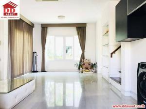 For SaleHouseRama 2, Bang Khun Thian : ขายบ้านเดี่ยว 2 ชั้น หมู่บ้านสราญสิริ ท่าข้าม พระราม2 ใกล้เซนทรัลพระราม2