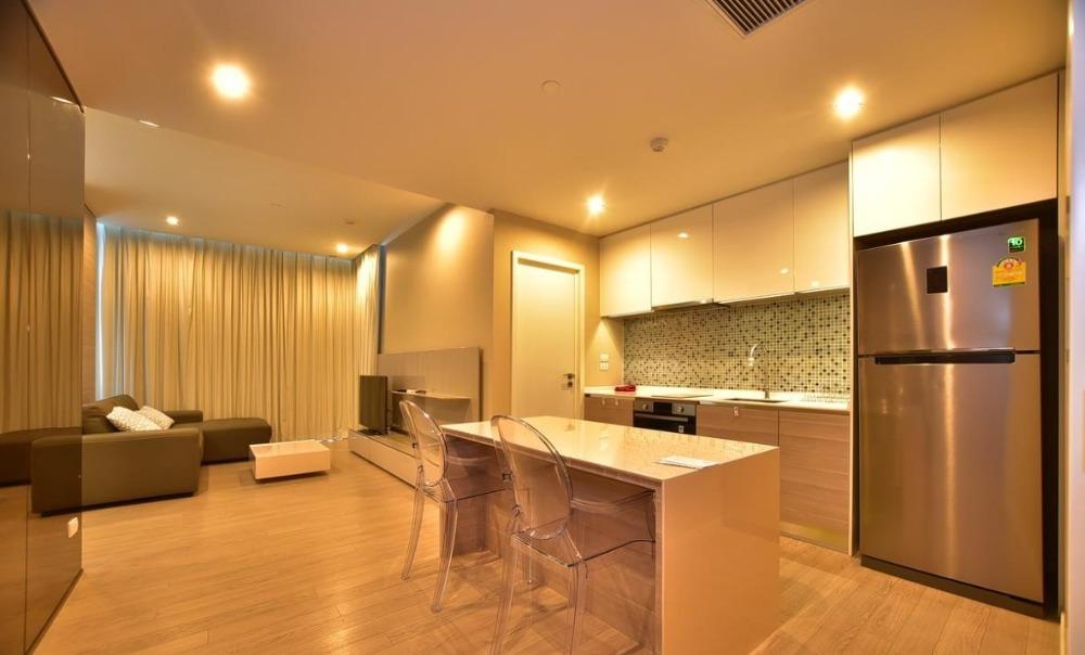For RentCondoSukhumvit, Asoke, Thonglor : The Room Sukhumvit 21 { For Rent } 1 Bedroom 54 Sq.m @@23,000 -