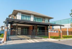 ขายบ้านพระราม 9 เพชรบุรีตัดใหม่ : 🔥🔥🔥ขาย👉บ้านเดี่ยว 2 ชั้น🏠 แกรนด์ บางกอก บูเลอวาร์ด พระราม 9 🏠 4 ห้องนอน 5 ห้องน้ำ แปลงมุม✨@JST Property.