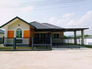 ขายบ้านเชียงใหม่ : บ้านเนิื้อที่ 89/90/91 ตรว. ใกล้มหาลัยแม่โจ้/การไฟฟ้าสันทราย เชียงใหม่  (เหลือ 3 หลังสุดท้าย)