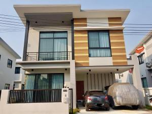 For RentHouseRangsit, Patumtani : 🆕 ให้เช่าและขายบ้านเดี่ยว 2 ชั้น เฟอร์ครบพร้อมอยู่ #ไม่รับสัตว์เลี้ยง ซ.สุขศิริ คลอง 5 อ.คลองหลวง ปทุมธานี