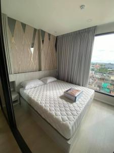 For RentCondoPinklao, Charansanitwong : W0655 Condo for rent, Ciela Charan 13 Station, 1 bedroom 1 bathroom Room size 25.5 sq.m. Fully furnished, Next to MRT Charansanitwong 13
