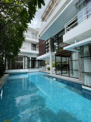 เช่าบ้านสุขุมวิท อโศก ทองหล่อ : Rental : House With Private Pool in Thonglor 25 , 4 Bed 5 Bath 2 Maid Room , 6 Parking Lot , 156 sqw , 624 sqm 🔥🔥 Rental : 280,00 THB / Month 🔥🔥