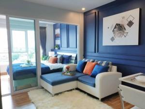 For SaleCondoOnnut, Udomsuk : W0658 Condo for sale, Regent Orchid Sukhumvit 101, 1 bedroom 1 bathroom, room size 28 sq.m, 10th floor, fully furnished