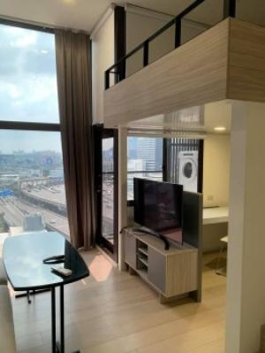 For RentCondoRama9, RCA, Petchaburi : ให้เช่า ห้อง Duplex Chewathai Residence อโศก คอนโดมิเนียม