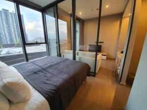 For RentCondoRama9, RCA, Petchaburi : For Rent The Esse at Singha Complex Condominium ใกล้ ARL มักกะสัน 450 เมตร
