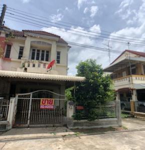 For SaleTownhouseRama 2, Bang Khun Thian : PPH_01048 ขาย ทาวน์เฮ้าส์ หมู่บ้าน ปาริชาติ 345 บางคูวัด ปทุมธานี ทาวน์เฮ้าส์ ปาริชาติ บางคูวัด ใกล้ โรงพยาบาลปากเกร็ด 2