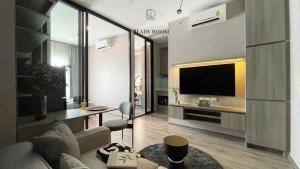 For RentCondoOnnut, Udomsuk : Hot Deal Knightsbridge Prime Onnut Condominium ใกล้ BTS อ่อนนุช