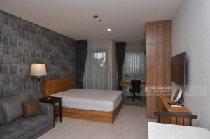 เช่าคอนโดราชเทวี พญาไท : Best Deal! ห้องแต่งสวย เช่าคอนโดติด BTS อนุสาวรีย์ชัย 100 เมตร RHYTHM Rangnam @20,000 บาท/เดือน