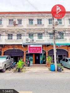 For SaleShophouseRathburana, Suksawat : ขายอาคารพาณิชย์ ทัศนีย์ ประชาอุทิศ 27 ทุ่งครุ กรุงเทพมหานคร