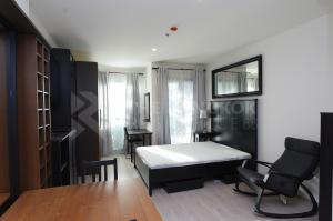 เช่าคอนโดราชเทวี พญาไท : ห้องใหม่ราคาดีมาก!! เช่าคอนโดติด BTS อนุสาวรีย์ชัย 100 เมตร RHYTHM Rangnam @22,000 Baht/Month
