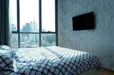 For SaleCondoNana, North Nana,Sukhumvit13, Soi Nana : [For Sale] 2 Bedroom Condominium HYDE 11 in The Heart of Sukhumvit