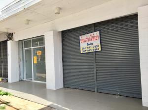 For RentShophouseUbon Ratchathani : ให้เช่าอาคารพาณิชย์ สองคูหา เยื้องร้านอาหารอินโดจีน