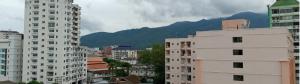 เช่าคอนโดเชียงใหม่ : ให้เช่าทรัมส์คอนโด 2 ห้องนอน ใจกลางเมือง ใกล้ มหาวิทลัย