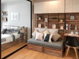 For SaleCondoSathorn, Narathiwat : For Sale/Rent Noble Revo Silom (34 sqm.)