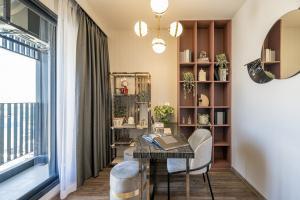 ขายคอนโดลาดพร้าว เซ็นทรัลลาดพร้าว : 🔥🔥 โปรไฟลุกยุคโควิด 1 bedroom plus ขนาด 35 ตร.ม. ราคาเดียว 4.89 ล้าน 🔥🔥
