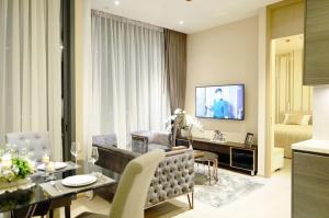 For SaleCondoSukhumvit, Asoke, Thonglor : 🔥 GOOD DEAL! 🔥 ขายคอนโด The ESSE Asoke (2 ห้องนอน) ห้องใหญ่ เฟอร์นิเจอร์ครบพร้อมอยู่ทันที Type หายากสุดในตึกนี้!!!!!!!!! 🔥