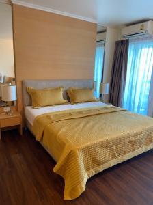 For RentCondoSathorn, Narathiwat : For Rent Sathorn Gardens 1 Bedroom Ready to move