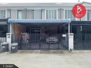 For SaleTownhouseSamrong, Samut Prakan : ขายทาวน์เฮ้าส์ หมู่บ้านพฤกษาวิลล์ 87/1 เทพารักษ์ สมุทรปราการ