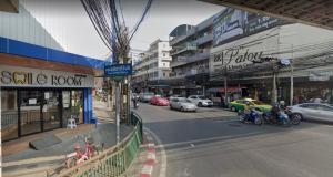 ขายที่ดินรัชดา ห้วยขวาง : ขายที่ดินเปล่าทำ Condo ถนนสุทธิสารวินิจฉัย ใกล้ MRT ห้วยขวาง 1 Km!