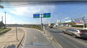 For SaleLandLadkrabang, Suwannaphum Airport : Beautiful plot of land for sale. next to Luang Phaeng Road for home projects