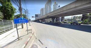 ขายที่ดินพระราม 9 เพชรบุรีตัดใหม่ : ขายด่วน! ที่ดินถนนพระราม 9 ห่างถนนเพียงแค่ 250 เมตร
