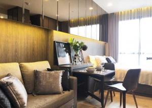 For RentCondoSiam Paragon ,Chulalongkorn,Samyan : For Rent Ashton Chula-Silom Condominium Near MRT Samyan
