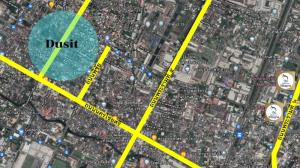 For SaleLandRama 8, Samsen, Ratchawat : Land for sale, size 450 sq m., in the heart of the city, Dusit District, cheap price!
