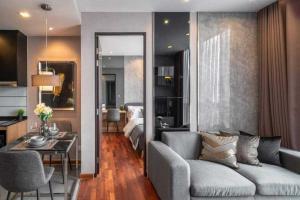 For RentCondoRatchathewi,Phayathai : เช่า Wish Signature Midtown Siam ห้องแต่งสวย เฟอร์ครบ พร้อมอยู่ วิวสวย ชั้น27 เพียง 23,000