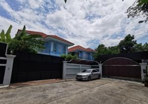 For SaleHousePinklao, Charansanitwong : PB00913 ขาย บ้านเดี่ยว หมู่บ้าน ราชพฤกษ์ มีนบุรี-สามวา บ้านเดี่ยว หมู่บ้าน ราชพฤกษ์ สามวา บ้านเดี่ยว ถนนสามวา, บ้านเดี่ยว เขตมีนบุรี