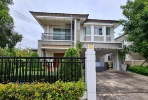 For SaleHouseRama 2, Bang Khun Thian : B00876 Detached house for sale The Grand Rama 2