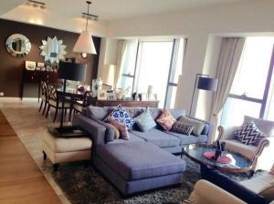 For RentCondoSathorn, Narathiwat : 3 bedroom condo for rent at The Met