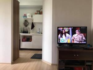 For SaleCondoLadprao101, The Mall Bang Kapi : ขาย Plum Condo ลาดพร้าว101  ติดรถไฟฟ้าลาดพร้าว ตึก G ชั้น 4 ห้องริม ขนาด 22.39 ตรม.