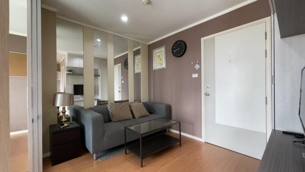 For RentCondoRattanathibet, Sanambinna : For rent, suite 26 sq.m., Lumpini Park Rattanathibet-Ngamwongwan