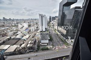 For RentCondoRama9, RCA, Petchaburi : for Rent : ASHTON asoke rama9 ห้องสวย ใหม่กริบ วิวหลักล้าน