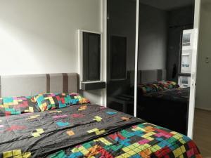 For SaleCondoLadprao101, The Mall Bang Kapi : ขาย Plum Condo Ladprao 101 ตึก K ชั้น 4 รวมเฟอร์นิเจอร์ทั้งหมด พร้อมอยู่