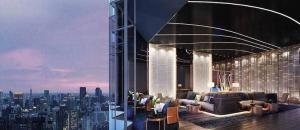 เช่าคอนโดพระราม 9 เพชรบุรีตัดใหม่ : 🔊FOR RENT : LIFE Asoke Rama 9 , Two bedroom/ One bedroom plus 40 sq.m.