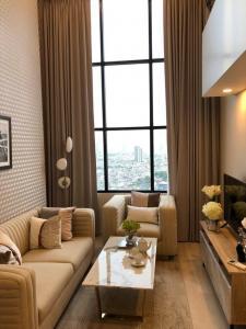 For RentCondoSathorn, Narathiwat : ให้เช่า KnightsBridge Prime สาทร *ห้อง Duplex สวยมาก เลขห้องดี* พร้อมอยู่ ใจกลางสาทร