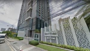 เช่าคอนโดอ่อนนุช อุดมสุข : For rent Rhythm suhkumvit 50  1 bed 1 baht Please contact 065-464-9497