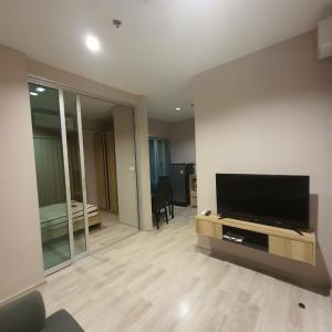 For RentCondoRama9, Petchburi, RCA : Condo for rent, Plum Condo Ramkhamhaeng Station, near Airport Link Ramkhamhaeng.