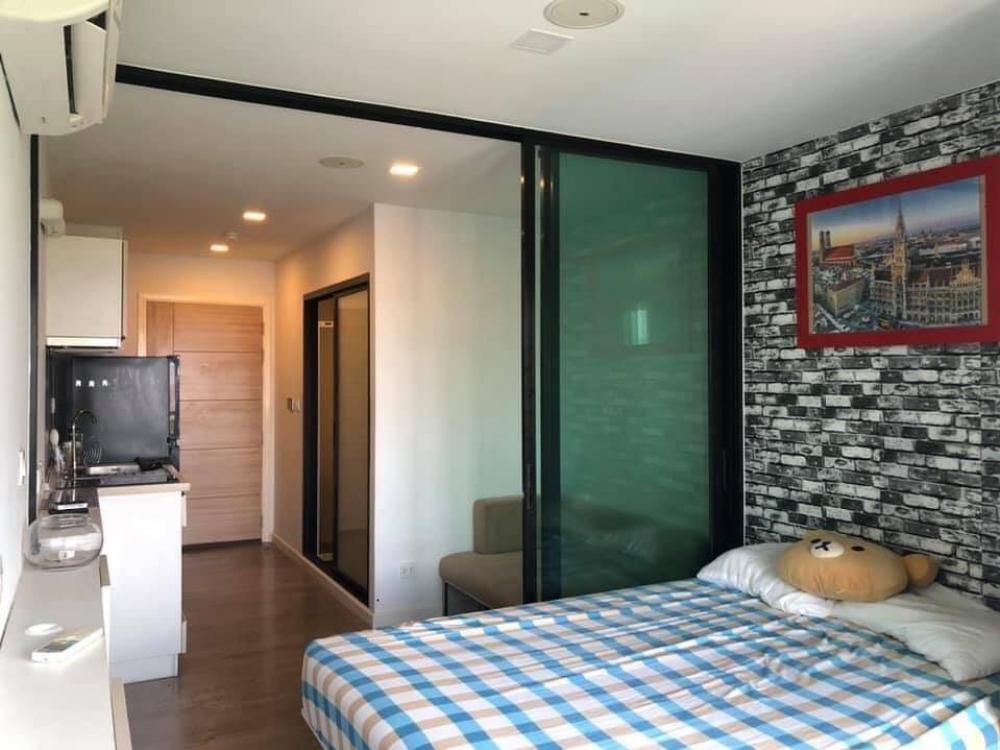 เช่าคอนโดบางนา แบริ่ง : LC-R626ให้เช่า คอนโด Pause Sukhumvit 103 ใกล้ บีทีเอส อุดมสุข 600 เมตร  7,500 บาท (รวมค่าส่วนกลาง) สัญญาขั้นต่ำ 1 ปีห้องขนาด 22.3 ตร.ม ห้องสตูดิโอ (มีฉากกั้นห้องนอน) ชั้น 5