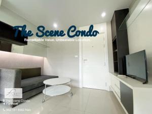 For RentCondoPhuket, Patong : The Scene Condo Phuket For Rent !!!